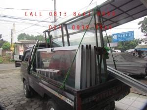 pintu kaca tempered, harga Kusen Pintu, Jendela Aluminium, Jakarta, Bekasi, Cikarang, Karawang, Bandung, Cirebon, Bogor,