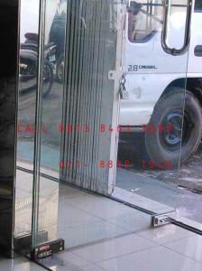 Pintu Kaca Tempered, pintu kaca otomatis fitting, frameless, tempered  Jakarta, Bekasi, Cikarang, Karawang, Bandung, Cirebon, Bogor,