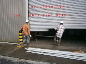 Jual dan Repair service Rolling Door Industrial otomatis, automatic rolling door elektrik, high speed door, rapid door,, roller shutter door operator, Jakarta, Bekasi, Cikarang, Karawang, Bandung, Cirebon, Bogor, Sukabumi, Tangerang, Serang, Cilegon (INDONESIA)