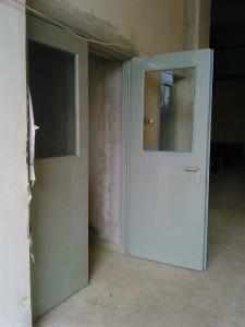 pintu besi swing door emergency, pintu darurat, jakarta bekasi karawang